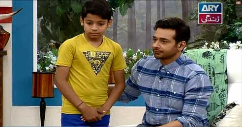 Salam Zindagi With Faysal Qureshi 18th April 2016 Part 2