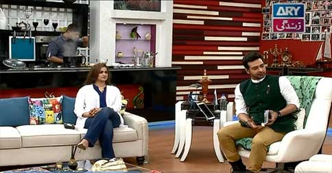 Salam Zindagi With Faysal Qureshi 21st April 2016 Part 1