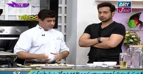 Salam Zindagi With Faysal Qureshi 4th April 2016 Part 2