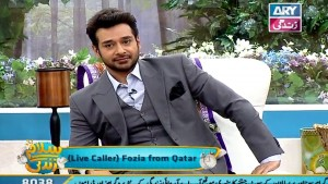 Salam Zindagi With Faysal Qureshi 7th April 2016 Part 2