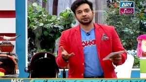 Salam Zindagi With Faysal Qureshi 12th April 2016 Part 1
