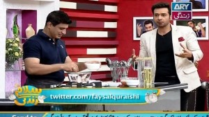 Salam Zindagi With Faysal Qureshi 13th April 2016 Part 1