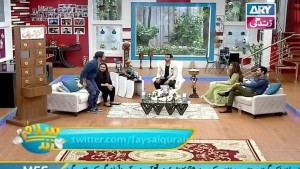 Salam Zindagi With Faysal Qureshi 13th April 2016 Part 2