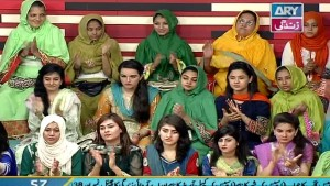Salam Zindagi With Faysal Qureshi 19th April 2016 Part 1