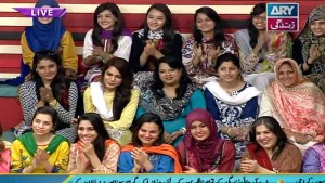 Salam Zindagi With Faysal Qureshi 21st April 2016 Part 2