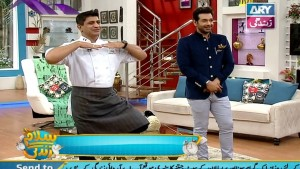 Salam Zindagi With Faysal Qureshi 25th April 2016
