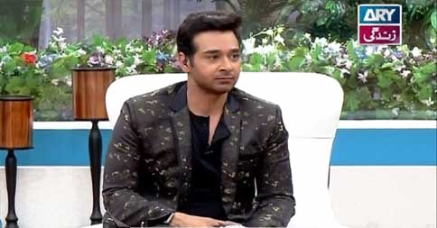 Salam Zindagi With Faysal Qureshi 11th April 2016 Part 2