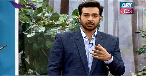 Salam Zindagi With Faysal Qureshi 6th April 2016 Part 1