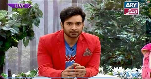 Salam Zindagi With Faysal Qureshi 12th April 2016 Part 2