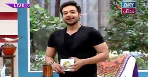 Salam Zindagi With Faysal Qureshi 4th April 2016 Part 1