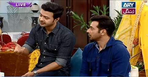 Salam Zindagi With Faysal Qureshi 5th May 2016