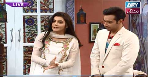 Salam Zindagi With Faysal Qureshi 2nd May 2016