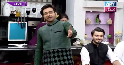 Salam Zindagi With Faysal Qureshi 6th May 2016