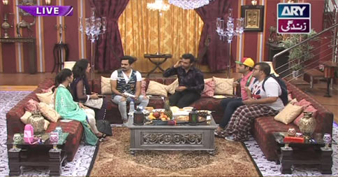 Salam Zindagi With Faysal Qureshi 10th June 2016