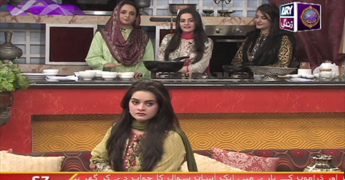 Salam Zindagi With Faysal Qureshi 7th June 2016