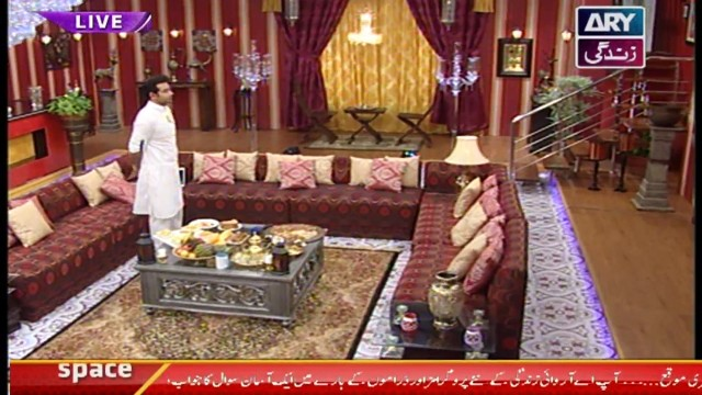 Salam Zindagi With Faysal Qureshi 11th June 2016