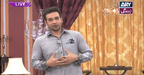 Salam Zindagi With Faysal Qureshi 13th June 2016