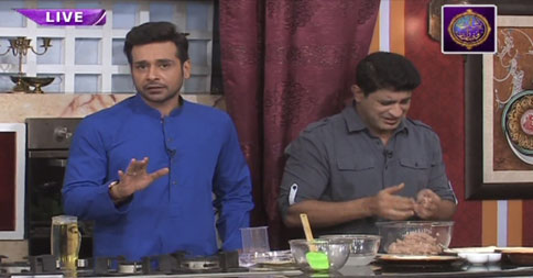 Salam Zindagi With Faysal Qureshi 16th June 2016