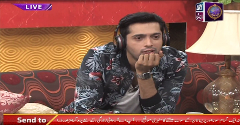 Salam Zindagi With Faysal Qureshi 21st June 2016