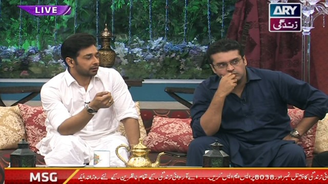 Salam Zindagi With Faysal Qureshi 23rd June 2016