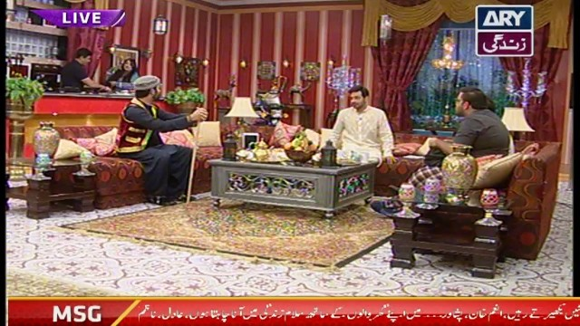 Salam Zindagi With Faysal Qureshi 28th June 2016