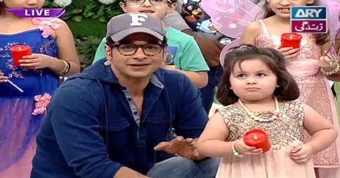 Salam Zindagi With Faysal Qureshi – 21st July 2016