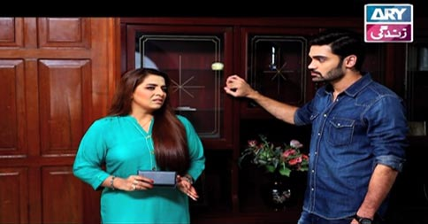 Manzil Kahe Nahi – Ep – 126 – 11th July 2016