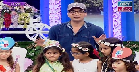 Salam Zindagi With Faysal Qureshi – 19th July 2016