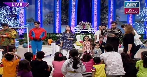 Salam Zindagi With Faysal Qureshi – 20th July 2016
