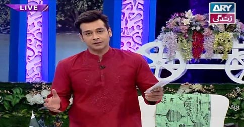 Salam Zindagi With Faysal Qureshi – 22nd July 2016