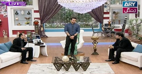 Salam Zindagi With Faysal Qureshi – 27th July 2016