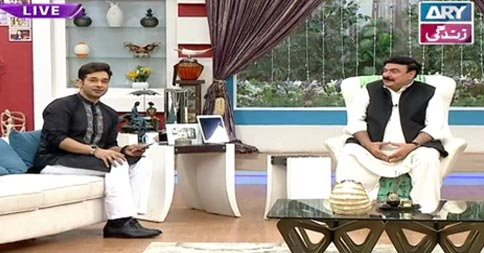 Salam Zindagi With Faysal Qureshi – 28th July 2016