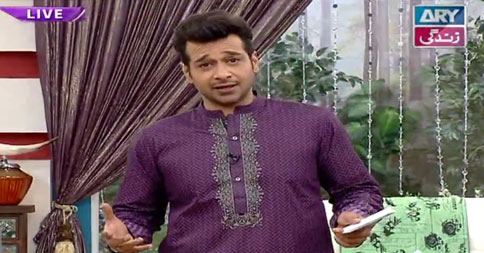 Salam Zindagi With Faysal Qureshi – 29th July 2016