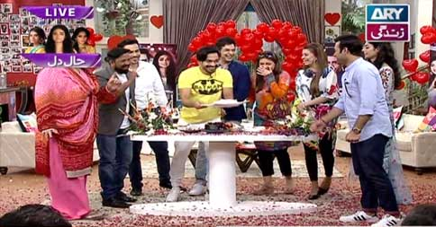 Salam Zindagi With Faysal Qureshi – 29th August 2016