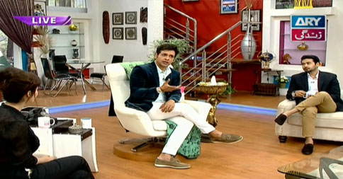 Salam Zindagi With Faysal Qureshi – 15th August 2016