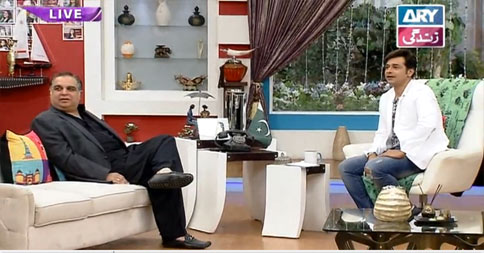 Salam Zindagi With Faysal Qureshi – 17th August 2016