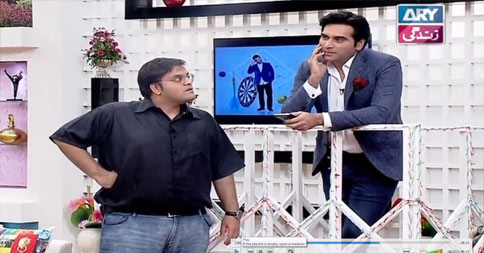 Salam Zindagi With Faysal Qureshi – 24th August 2016