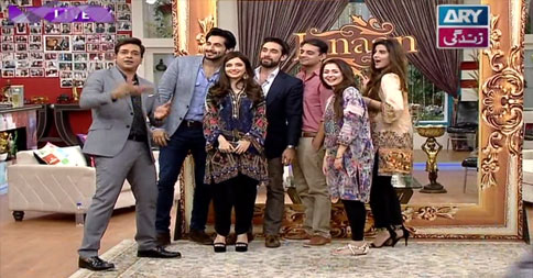 Salam Zindagi With Faysal Qureshi – 25th August 2016