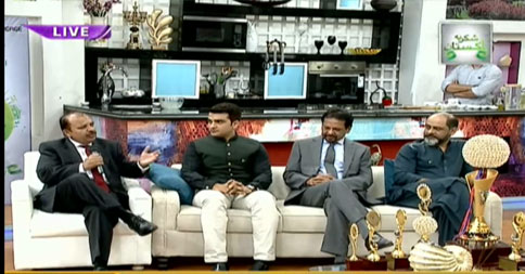 Salam Zindagi With Faysal Qureshi – 4th August 2016