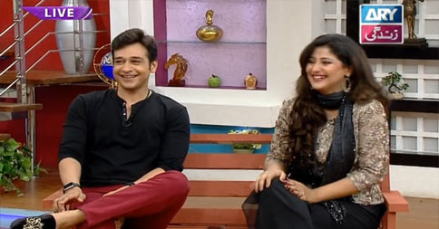 Salam Zindagi With Faysal Qureshi – 18th August 2016