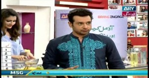 Salam Zindagi With Faysal Qureshi – 1st August 2016