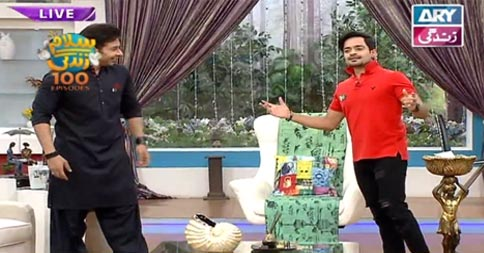 Salam Zindagi With Faysal Qureshi – 2nd August 2016
