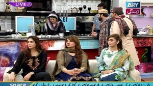 Salam Zindagi With Faysal Qureshi – 16th August 2016