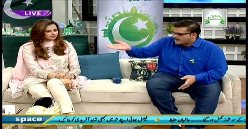 Salam Zindagi With Faysal Qureshi – 3rd August 2016