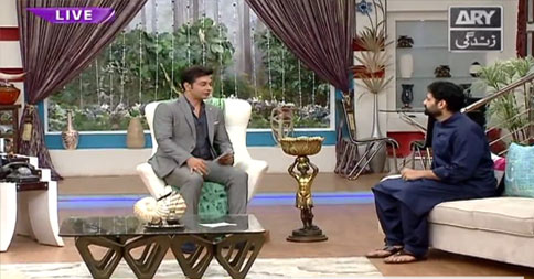 Salam Zindagi With Faysal Qureshi – 23rd August 2016