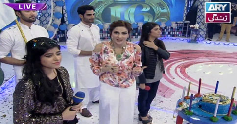 Eidi Sab Kay Liye – 16th September 2016