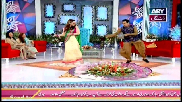 Salam Zindagi With Faysal Qureshi – 3rd Day Eid Special – 15th September 2016