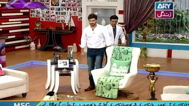 Salam Zindagi With Faysal Qureshi – 5th September 2016