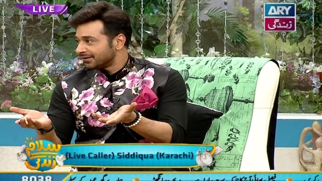 Salam Zindagi With Faysal Qureshi – 12th September 2016