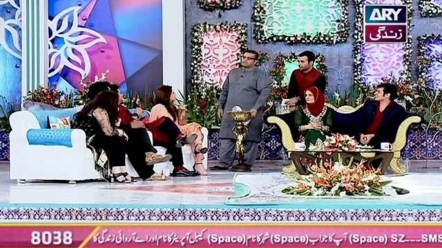 Salam Zindagi With Faysal Qureshi – 1st Day Eid Special – 13th September 2016